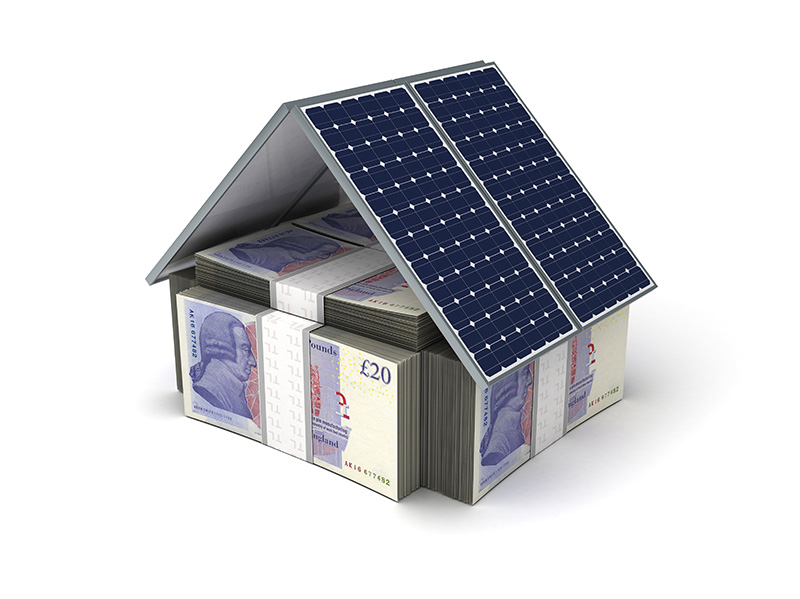 sell your solar house of money